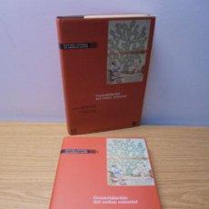 Libros de segunda mano: CONSOLIDACION DEL ORDEN COLONIAL. HISTORIA GENERAL DE AMERICA LATINA 1 Y 2. ALFREDO CASTILLERO CALVO. Lote 269160098