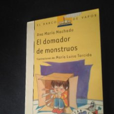 Libros de segunda mano: BARCO DE VAPOR SERIE BLANCA. Lote 269169178
