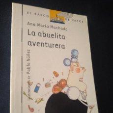 Libros de segunda mano: BARCO DE VAPOR SERIE BLANCA. Lote 269169208