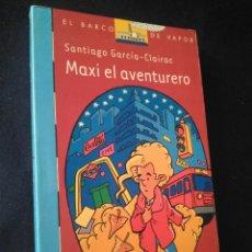 Libros de segunda mano: BARCO DE VAPOR SERIE AZUL. Lote 269169468