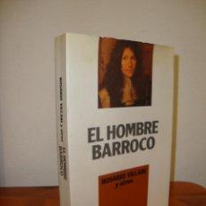 Libros de segunda mano: EL HOMBRE BARROCO - ROSARIO VILLARI - ALIANZA EDITORIAL, MUY BUEN ESTADO. Lote 269180323