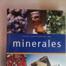Libros de segunda mano: ATLAS ILUSTRADO DE LOS MINERALES - SUSAETA. Lote 269203628