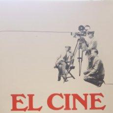 Libros de segunda mano: EL CINE. ENCICLOPEDIA 7º ARTE. TOMO 5. EL CINE DE VANGUARDIA, EL DRAMA PSICOLÓGICO. EDITORIAL SALVAT. Lote 269247403