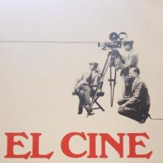 Libros de segunda mano: EL CINE. ENCICLOPEDIA 7º ARTE. TOMO 3. EL CINE CÓMICO, DOCUMENTAL Y PUBLICITARIO. EDITORIAL SALVAT. Lote 269247493