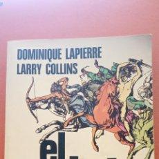 Libros de segunda mano: EL QUINTO JINETE. DOMINIQUE LAPIERRE. LARRY COLLINS. EDITORIAL PLAZA Y JANES. Lote 269249038