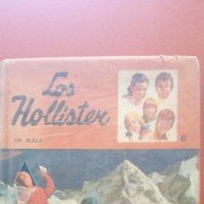 Libros de segunda mano: LOS HOLLISTER EN SUIZA. JERRY WEST. EDICIONES TORAY. Lote 269249603
