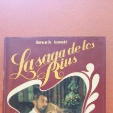Libros de segunda mano: EL VIUDO RIUS. LA SAGA DE LOS RIUS. IGNACIO AGUSTÍ. EDITORIAL PLANETA. Lote 269249783