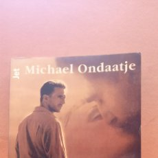 Libros de segunda mano: EL PACIENTE INGLÉS. MICHAEL ONDAATJE. PLAZA Y JANES EDITORES. Lote 269249863