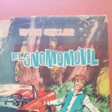 Libros de segunda mano: EL GNOMO MÓVIL. UPTON SINCLAIR. EDICIONES TORAY. Lote 269250613