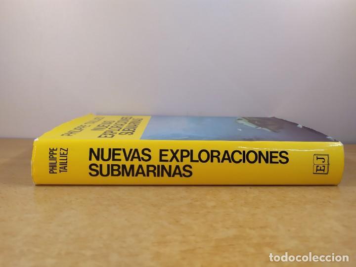 Libros de segunda mano: NUEVAS EXPLORACIONES SUBMARINAS / PHILIPPE TAILLIEZ / 2ªed. 1987. JUVENTUD - Foto 7 - 269259593