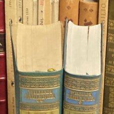 Libros de segunda mano: WILLIAM FAULKER OBRAS ESCOGIDAS 2 TOMO - AGUILAR BIBLIOTECA PREMIOS NOBEL. Lote 269273908