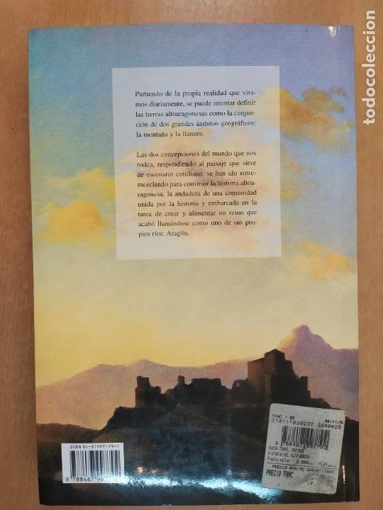 Libros de segunda mano: HISTORIA DEL ALTO ARAGÓN / DOMINGO J. BUESA CONDE / 2000. EDITORIAL PIRINEO - Foto 4 - 269276183