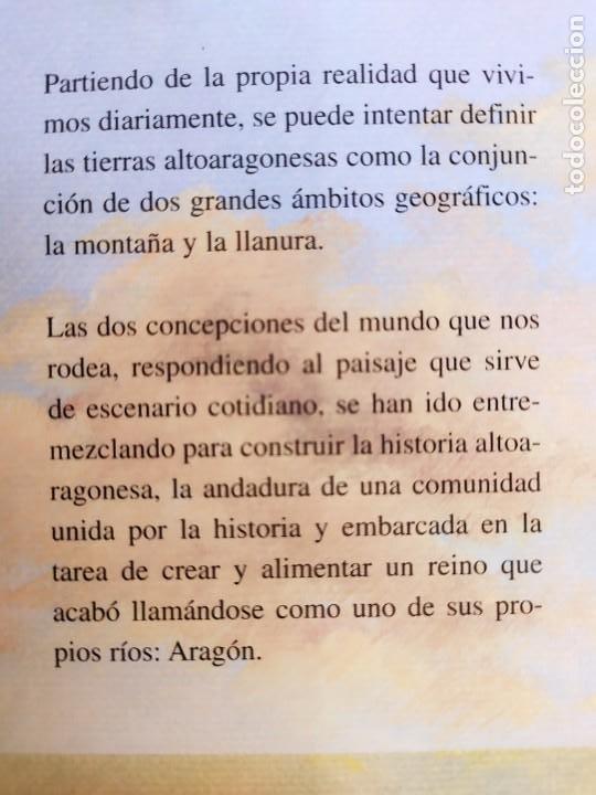 Libros de segunda mano: HISTORIA DEL ALTO ARAGÓN / DOMINGO J. BUESA CONDE / 2000. EDITORIAL PIRINEO - Foto 5 - 269276183