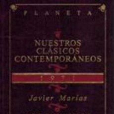 Libros de segunda mano: LOS DOMINIOS DEL LOBO - JAVIER MARIAS. Lote 269303448