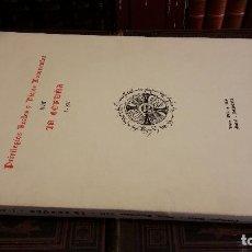 Libros de segunda mano: 1980 - PRIVILEGIOS REALES Y VIEJOS DOCUMENTOS XVII: LA CORUÑA I-XV JOYAS BIBLIOGRÁFICAS. Lote 269439398