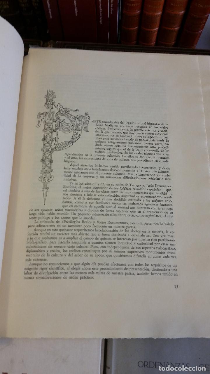 Libros de segunda mano: 1971 - Libro de la peregrinación del códice calixtino - Joyas Bibliográficas - Foto 5 - 269439653