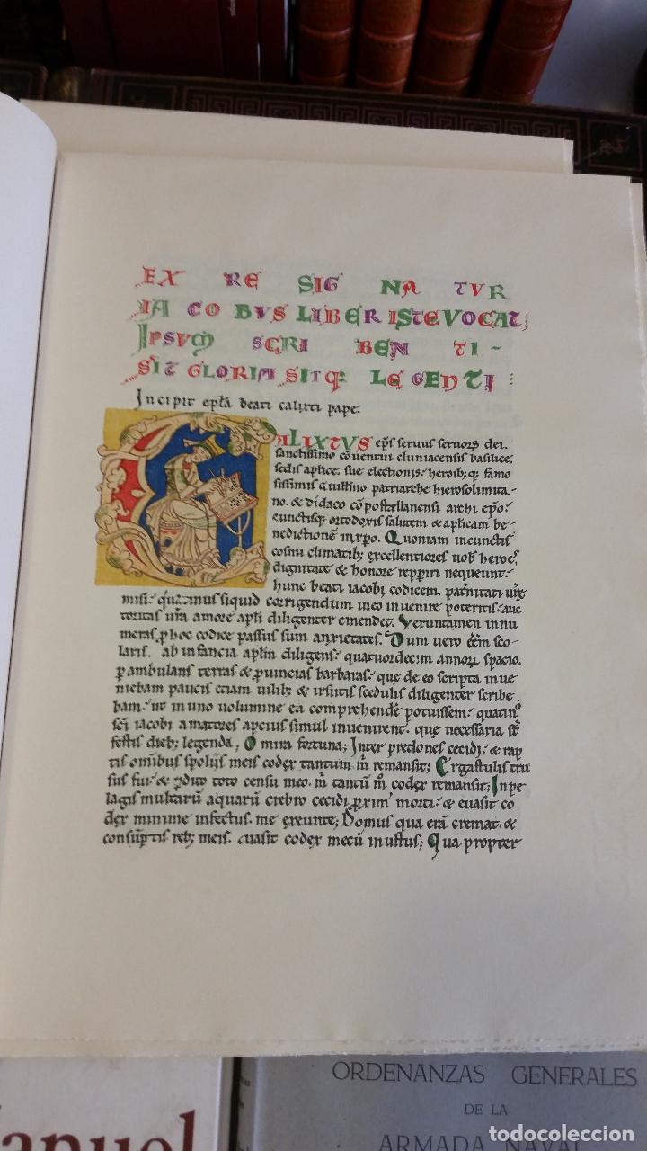 Libros de segunda mano: 1971 - Libro de la peregrinación del códice calixtino - Joyas Bibliográficas - Foto 7 - 269439653