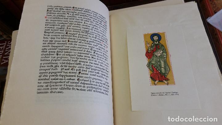 Libros de segunda mano: 1971 - Libro de la peregrinación del códice calixtino - Joyas Bibliográficas - Foto 8 - 269439653