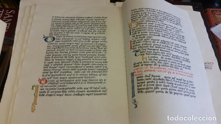 Libros de segunda mano: 1971 - Libro de la peregrinación del códice calixtino - Joyas Bibliográficas - Foto 10 - 269439653
