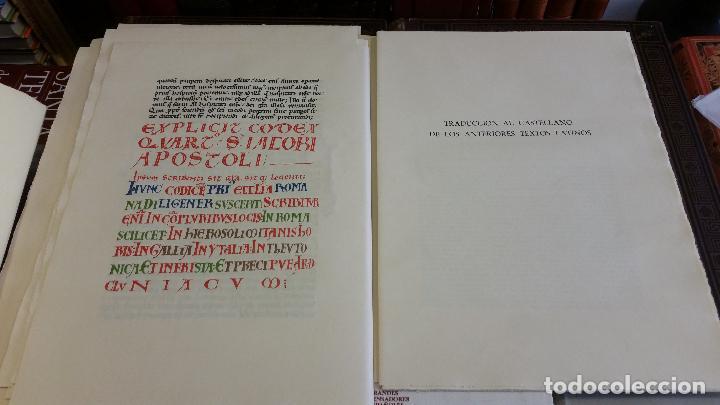 Libros de segunda mano: 1971 - Libro de la peregrinación del códice calixtino - Joyas Bibliográficas - Foto 11 - 269439653