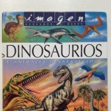 Libros de segunda mano: DINOSAURIOS Y ANIMALES DESAPARECIDOS - COL. IMAGEN - FLEURUS PANINI - 2006. Lote 269502008