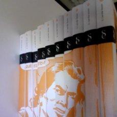 Libros de segunda mano: CAPITÁN TRUENO 10 TOMOS SIGNO EDITORES COMPLETA EDICIÓN COLECCIONISTA DE SIGNO EDITORES.. Lote 269577808