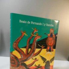 Libros de segunda mano: LIBRO ESTUDIOS BEATO DE LIÉBANA, FERNANDO I Y DOÑA SANCHA - FACUNDO - NO FACSIMIL EDITORIAL MOLEIRO. Lote 269600218