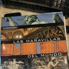 Libros de segunda mano: LAS MARAVILLAS DEL MUNDO LA VANGUARDIA. Lote 269605153