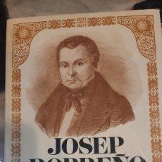 Libros de segunda mano: JOSEP ROBREÑO EL NOU CONCEPTE DE LA RENAIXENÇA RODOLFO LLORENS I JORDANA. Lote 269607023