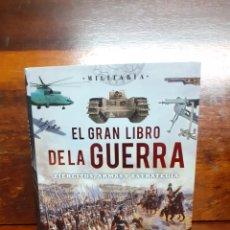 Livros em segunda mão: EL GRAN LIBRO DE LA GUERRA, EJERCITOS, ARMAS Y ESTRATEGIA. TIKAL. SUSAETA EDICIONES.. Lote 269720438