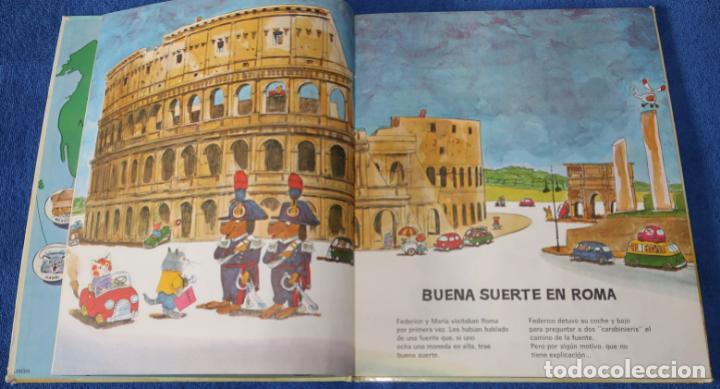 Libros de segunda mano: Mi primer gran libro de vacaciones - Richard Scarry - Bruguera (1983) - Foto 4 - 269740383
