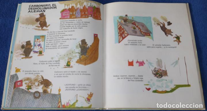 Libros de segunda mano: Mi primer gran libro de vacaciones - Richard Scarry - Bruguera (1983) - Foto 6 - 269740383