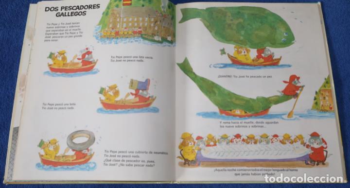 Libros de segunda mano: Mi primer gran libro de vacaciones - Richard Scarry - Bruguera (1983) - Foto 7 - 269740383