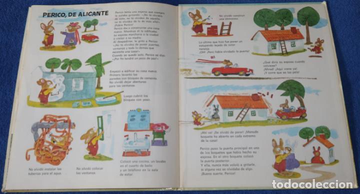 Libros de segunda mano: Mi primer gran libro de vacaciones - Richard Scarry - Bruguera (1983) - Foto 8 - 269740383