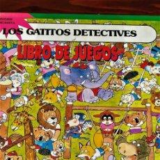 Libros de segunda mano: LOS GATITOS DETECTIVES . GRIJALBO.. Lote 269760153