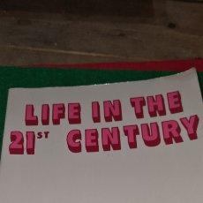 Libros de segunda mano: PRECIOSO LIBRO EN INGLÉS LIFE IN THE 21 ST CENTURY. COMPILED BY VIKTORAS KULVINSKAS.. Lote 269835983