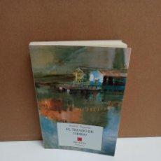 Libros de segunda mano: ANDRÉS TRAPIELLO - EL TEJADO DE VIDRIO (1ª EDICIÓN) - PRE-TEXTOS. Lote 269934518