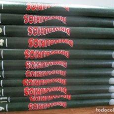 Libros de segunda mano: DINOSAURIOS DESCUBRE LOS GIGANTES DEL MUNDO PREHISTÓRICO W7590. Lote 269946813