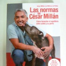 Libros de segunda mano: LAS NORMAS DE CÉSAR MILLÁN.. Lote 270092558