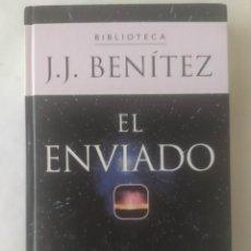 Libros de segunda mano: EL ENVIADO. BENÍTEZ, J.J.. Lote 270224033