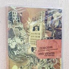 Libros de segunda mano: ZEMOS98. 10A EDICIÓN. PASADO Y PRESENTE. REGRESO AL FUTURO (DVD). Lote 270417233