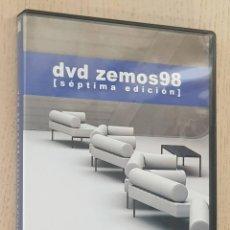 Libros de segunda mano: ZEMOS98. SÉPTIMA EDICIÓN (DVD). Lote 270417243