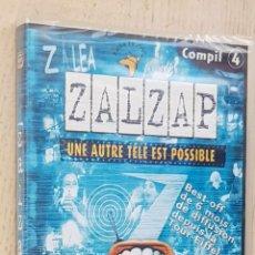 Libros de segunda mano: ZALZAP. UNE AUTRE TÉLÉ EST POSSIBLE. BEST-OFF DE 6 MOIS DE DIFFUSION DEPUIS LA TOUR-EIFFEL. (ZALEA T. Lote 270417258