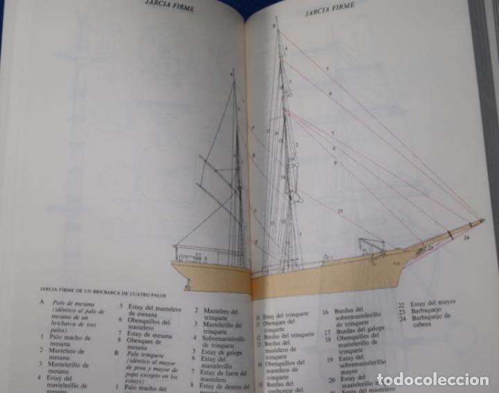 Libros de segunda mano: Las artes de la vela - Guía autorizada, exhaustiva e ilustrada - Editorial Raices (1983) - Foto 5 - 270455728
