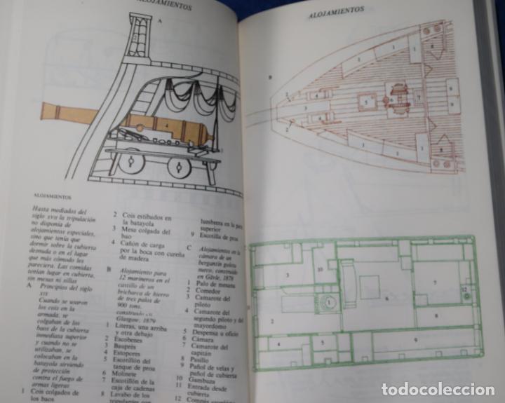 Libros de segunda mano: Las artes de la vela - Guía autorizada, exhaustiva e ilustrada - Editorial Raices (1983) - Foto 6 - 270455728