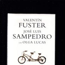 Libros de segunda mano: JOSÉ LUIS SAMPEDRO & VALENTÍN FUSTER - LA CIENCIA Y LA VIDA - PLAZA & JANES 2008 / 1ª EDICION. Lote 270541158