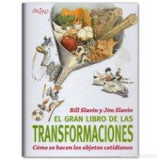 Libros de segunda mano: EL GRAN LIBRO DE LAS TRANSFORMACIONES. Lote 270545678