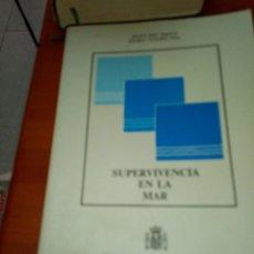 Libros de segunda mano: SUPERVIVENCIA EN LA MAR. RICARD MARI SAGARRA BB21. Lote 270557283