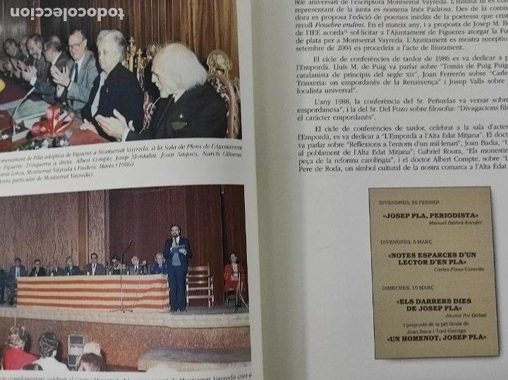 Libros de segunda mano: Institut D´estudis Empordanesos 50 Anys D´Historia - 2006 - Foto 5 - 270586983
