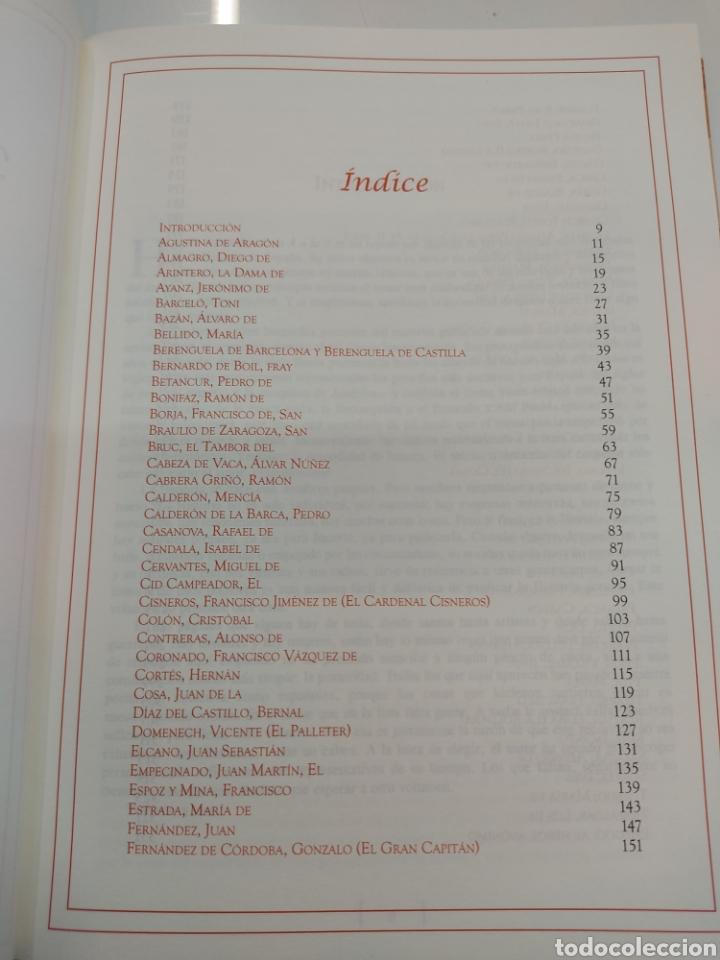 Libros de segunda mano: HEROES ESPAÑOLES De la A a la Z JOSÉ JAVIER ESPARZA CIUDADELA LIBROS 2012 PRIMERA EDICION MUY RARO - Foto 8 - 270597273